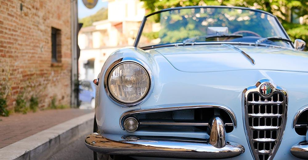 Noosa Classic Car Show